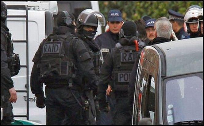 Poliţiştii francezi au destructurat o altă reţea jihadistă. Opt persoane au fost arestate