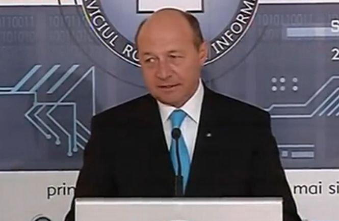 Primele declaraţii ale lui Traian Băsescu, după dezvăluirile făcute de Elena Udrea