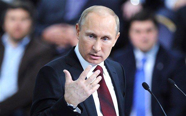Vladimir Putin cere Ucrainei să ramburseze anticipat un împrumut de trei miliarde de dolari