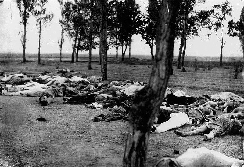Armenii, primul genocid al secolului XX