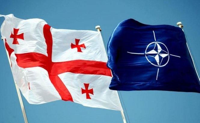 NATO va construi un centru permanent de pregătire în capitala Georgiei