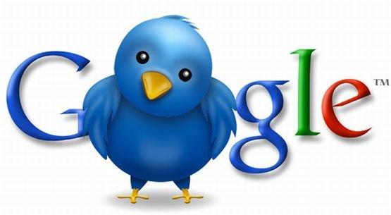 """""""Tweet-urile"""" vor fi vizibile automat în pagina de rezultate a Google, după un acord între cei doi giganţi"""