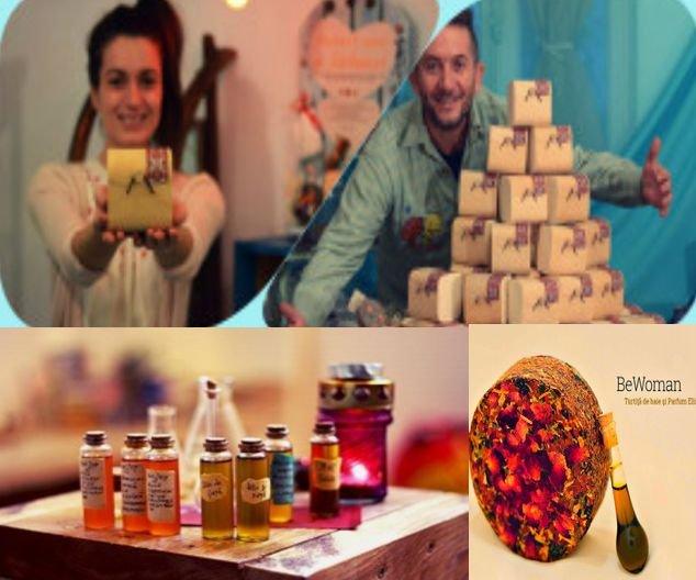 O afacere cu miros de mărar! Andreea Stroe îți face cunoștință cu un timișorean care creează parfumuri organice 100%