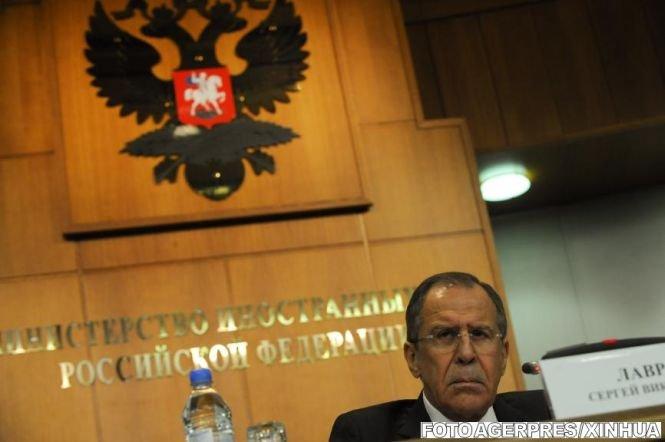 Rusia ameninţă SUA şi România. Lavrov: Lansatoarele americane de rachete ce vor fi desfăşurate în România şi Polonia, interzise printr-un tratat internaţional