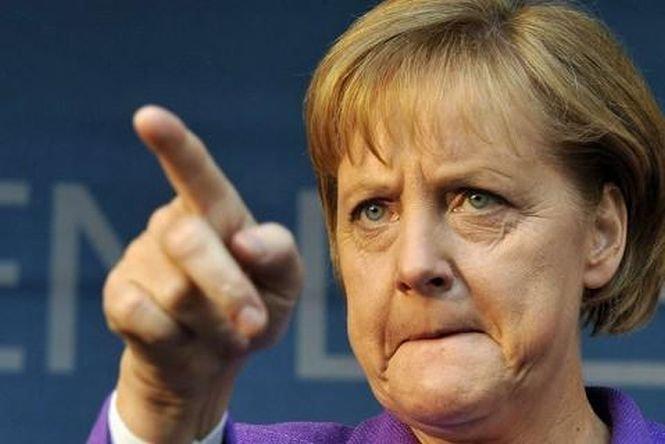 """Angela Merkel: În conflictul din Ucraina este în joc """"pacea în Europa"""""""