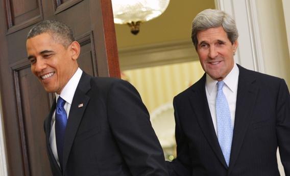John Kerry nu exclude o candidatură la Casa Albă în 2016
