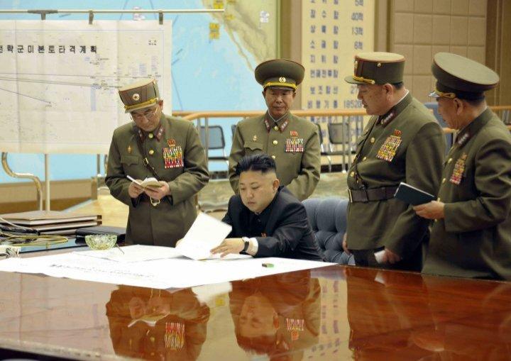 Kim Jong-un testează rachete, SUA se pregăteşte de exerciţii militare în Coreea de Sud