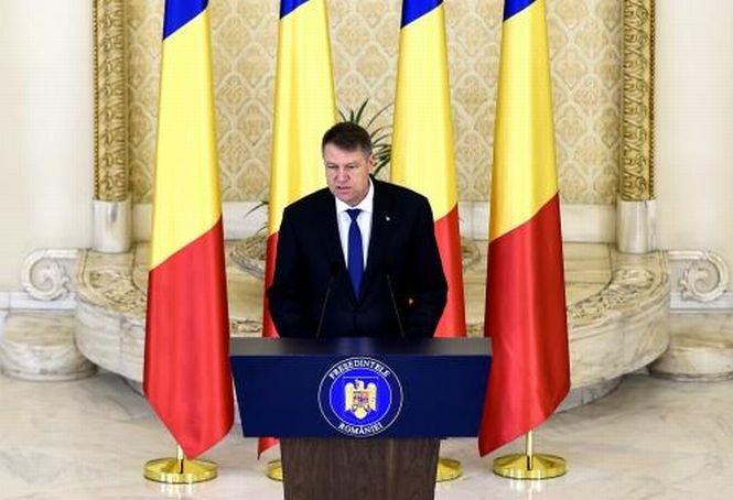 Preşedintele Klaus Iohannis efectuează marţi o vizită oficială în Franţa