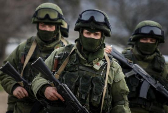 Rusia a trimis 1.500 de militari în estul Ucrainei în ultimele zile, acuză Kievul