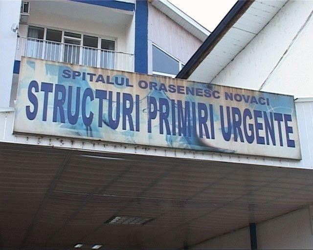 Spitalul Novaci, ocupat aproape la capacitate maximă