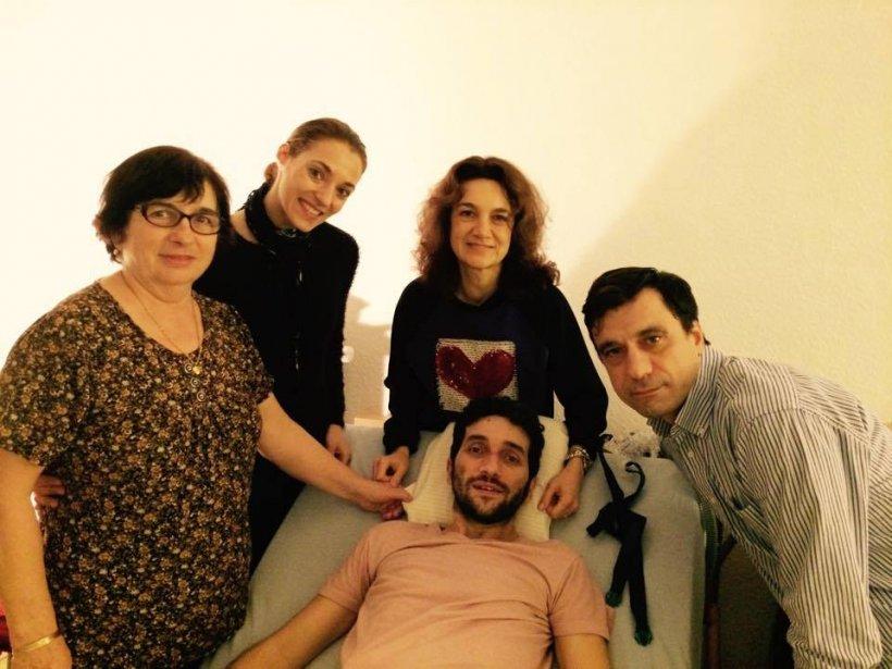 Ajutaţi-l pe artistul Bogdan Nicula! Oamenii fac minuni şi pot salva vieţi