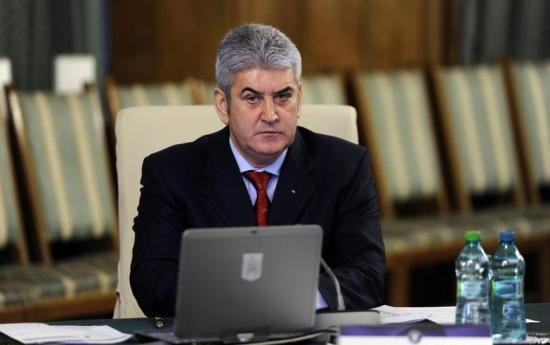 Gabriel Oprea, la Guvern în locul lui Ponta