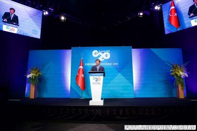 Măsuri privind creşterea economică şi crearea de locuri de muncă, negociate la Summitul G20 din Turcia