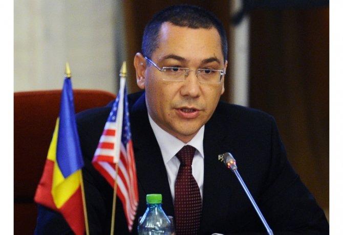 Ponta s-a întâlnit în SUA cu secretarul american al Comerțului, Penny Pritzker