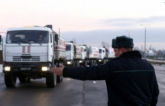 Ruşii trec din nou frontiera cu Ucraina. Ce se întâmplă