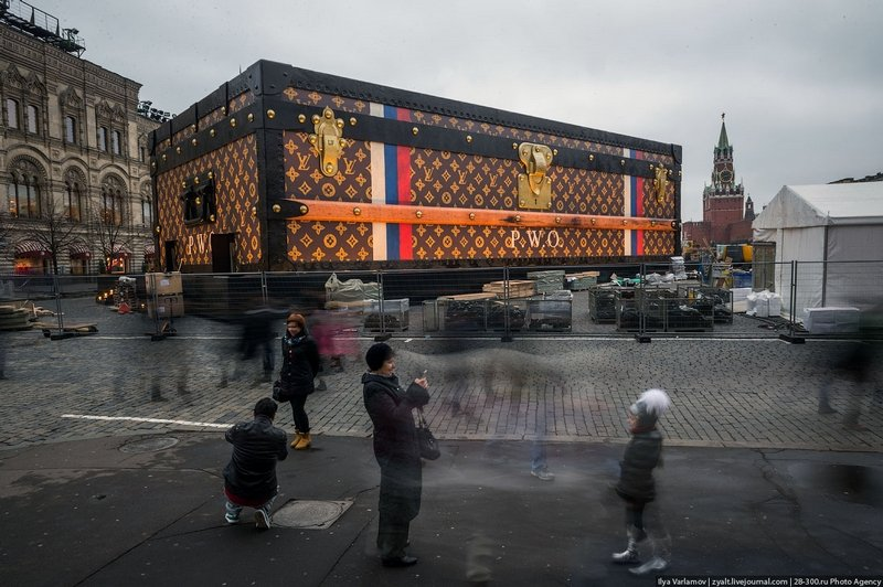 """Schimbarea URIAŞĂ din centrul Moscovei. """"Sunt dovada unui dezastru iminent"""""""