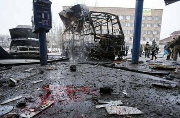 Ucraina. Un spital a fost lovit de un bombardament la Donețk, în timp ce la Minsk avea loc un summit pentru pace