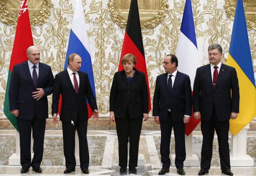 ACORD la Minsk. Statut special pentru regiunea Donbas, reformă şi descentralizare în Ucraina