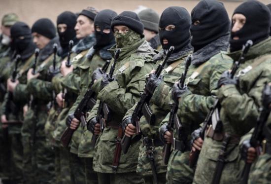 25 de oameni au murit în urma confruntărilor armate de vineri din Ucraina