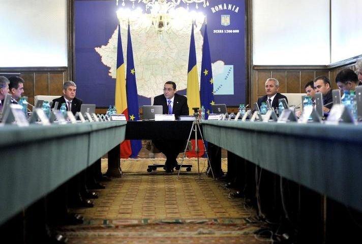 Victor Ponta, întâlniri cu posibili investitori americani