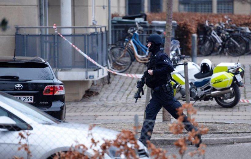ALERTĂ în Copenhaga. Presupusul autor al atacurilor de sâmbătă A FOST UCIS