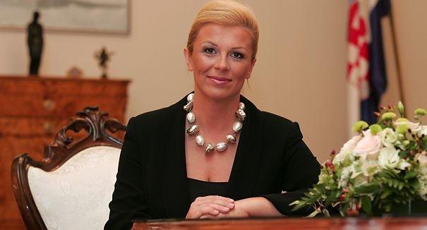 Prima preşedintă a Croaţiei îndeamnă la unitate naţională pentru relansarea economiei