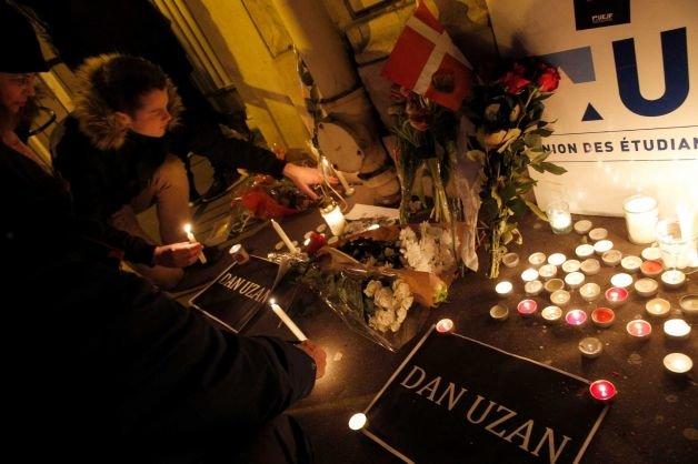Copenhaga: 30.000 de persoane aduc un omagiu victimelor atacurilor