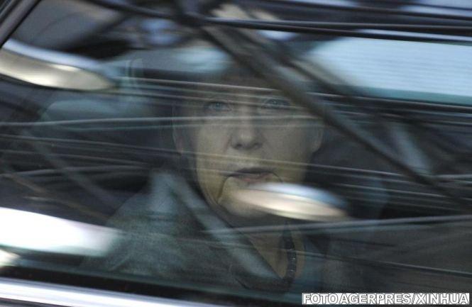 """Declaraţia îngrijorătoare făcută de Angela Merkel. """"Situaţia din Ucraina este extrem de instabilă"""""""