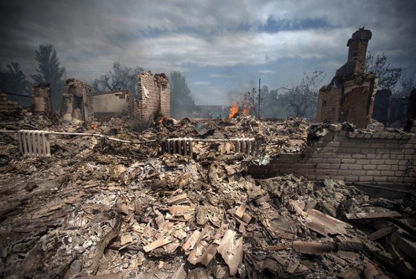Pacea semnată la Minsk, bombardată de Rusia după 40 de minute. Ce se petrece acum în Ucraina