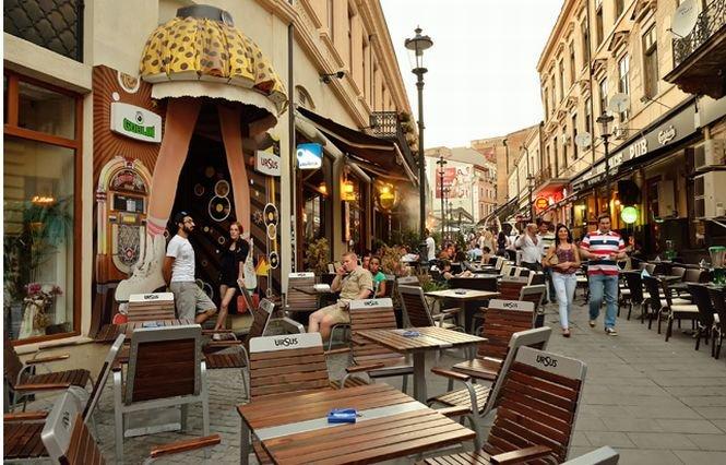 Bucureştiul, inclus într-un top al celor mai frumoase oraşe din Europa de Est