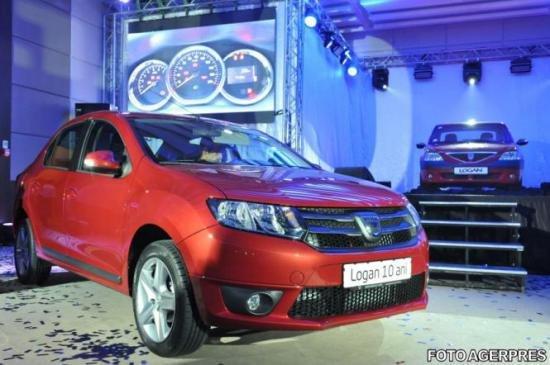 Dacia lansează versiuni aniversare în ediţie limitată pentru toate modele companiei