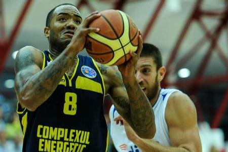 Energia Târgu Jiu, în sferturile FIBA EuroChallenge