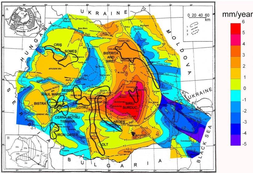 """Fenomenul care se petrece în Vrancea. """"Aceasta este cauza cutremurelor"""". La ce se aşteaptă seismologii"""