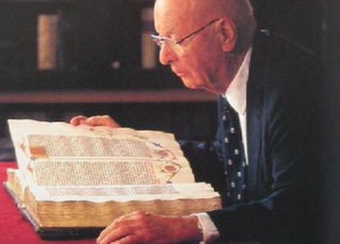 Universitatea Princeton a primit o colecţie excepţională de cărţi în valoare de 300 de milioane de dolari