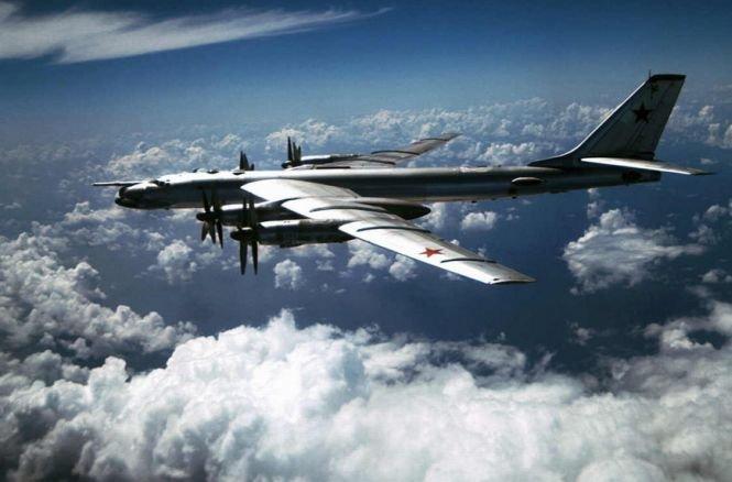 Acţiune provocatoare a Rusiei? Bombardiere strategice ruseşti interceptate în apropierea spaţiului aerian britanic
