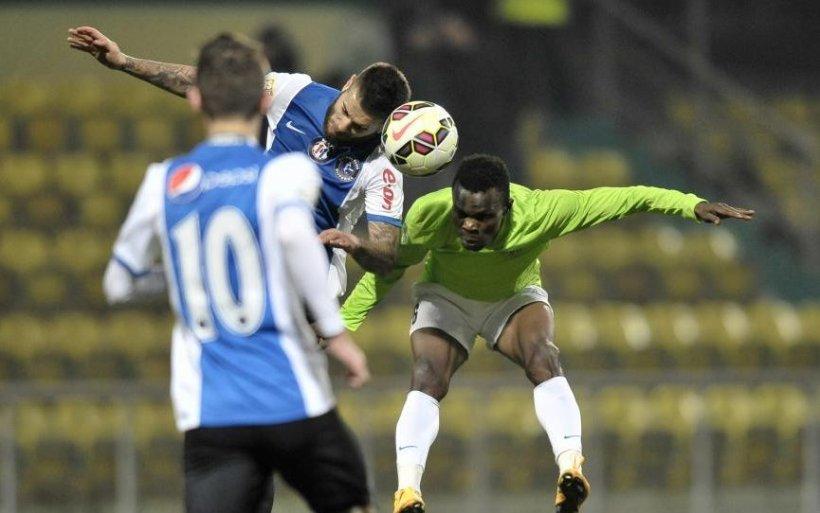 FC Viitorul, depăşită clar de CSMS Iaşi. Petrolul învinge pe FC Braşov