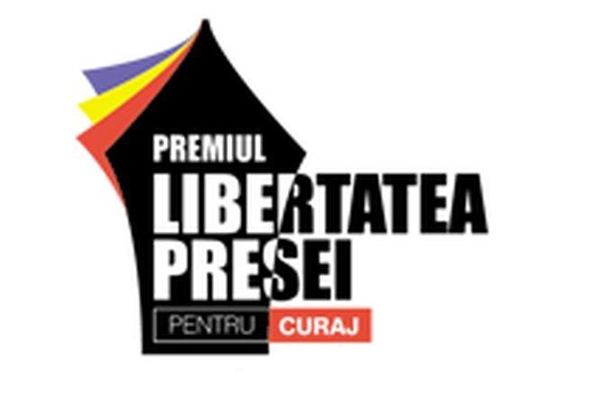 """Premiul """"Libertatea presei pentru curaj"""" îşi desemnează al doilea finalist"""