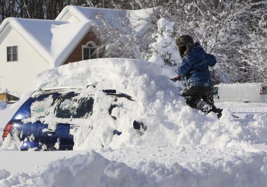 """""""Suntem disperaţi"""". Un sat din nordul Spaniei este izolat de o lună din cauza zăpezii"""