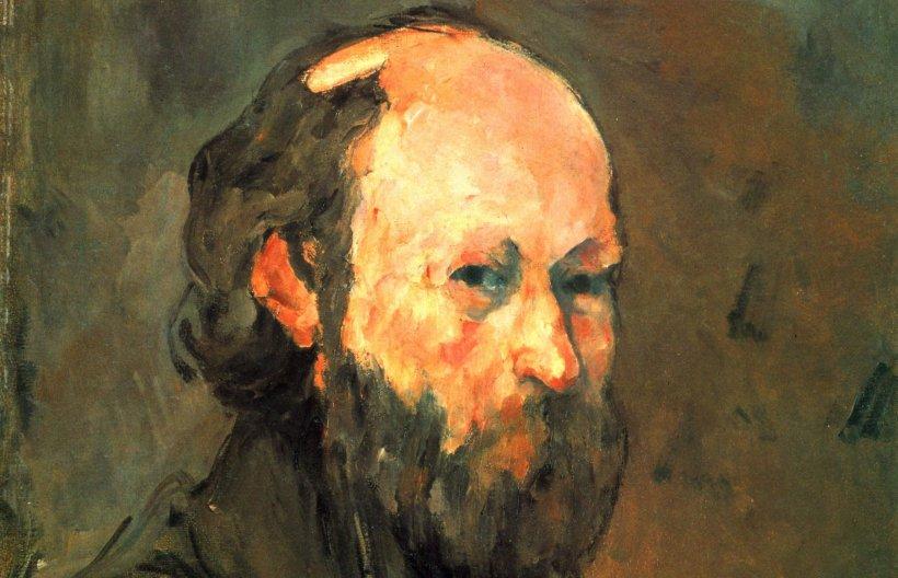 Pictură în pictură. Paul Cezanne A ASCUNS schiţe în spatele unor lucrări finalizate