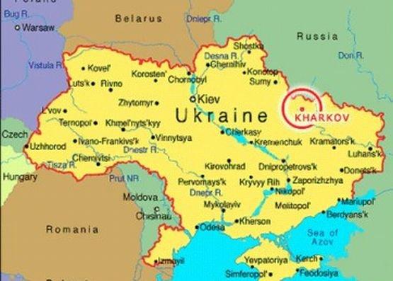 """Operaţiune antiteroristă la Harkov, după atentatul de la """"Marşul demnităţii"""" din Ucraina"""