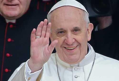 Papa Francisc ar putea veni în România