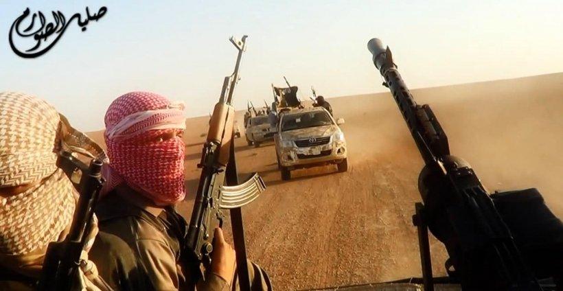 """Teoria fantastică pe care s-a clădit Statul Islamic. Care este SCOPUL atrocităţilor comise: """"Se va întoarce după noi"""""""