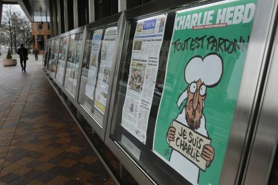 """Următorul număr al """"Charlie Hebdo"""" va fi tipărit în 2,5 milioane de exemplare"""