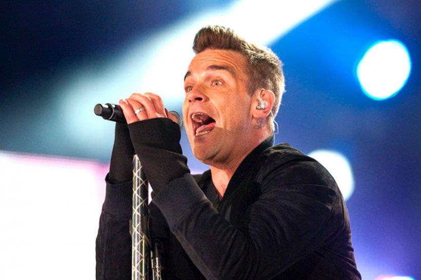 Antena 1 şi Radio Zu îl aduc pe Robbie Williams, în premieră, în România