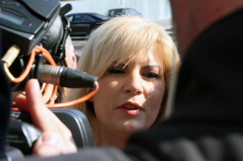 Cererea de arestare a Elenei Udrea se judecă mâine, la ora 8