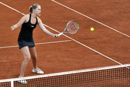 Elena Bogdan, pe tabloul principal la Acapulco. Raluca Olaru, învinsă la dublu