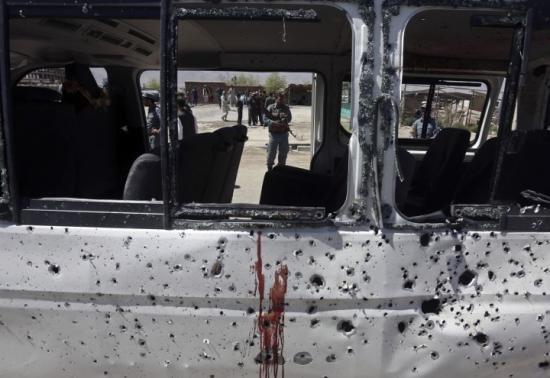 Peste 30 de morţi într-o serie de atentate comise la Bagdad