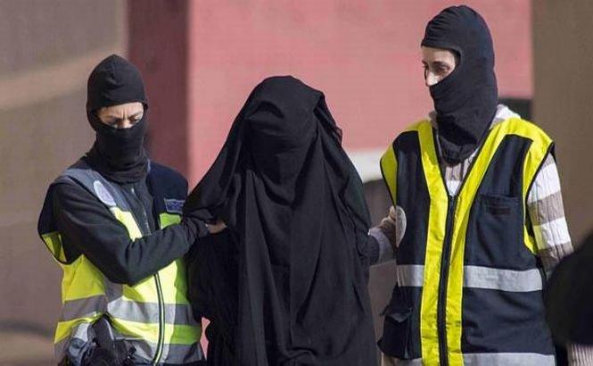 Spania a închis o celulă de recrutare jihadistă