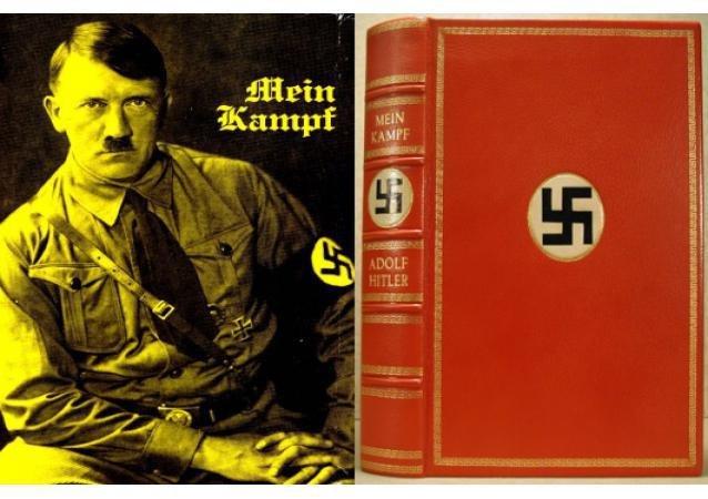 """După 75 de ani, Germania va republica """"Mein Kampf"""" la începutul lui 2016"""