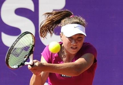 Jucătoarea de tenis Patricia Maria Ţig s-a calificat în optimi la Sankt Petersburg